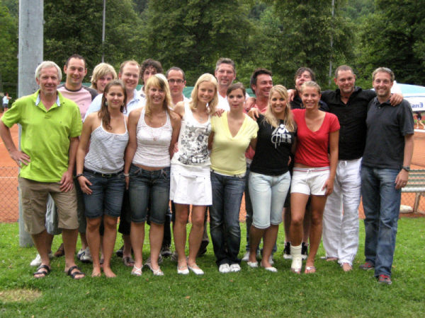 Mannschaften Juli 2007