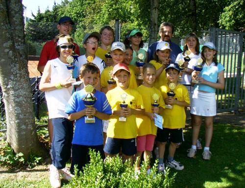 Clubmeisterschaften Jugend 2007