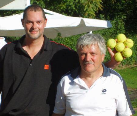 Doppel-Sieger 2007 Laye/Ade