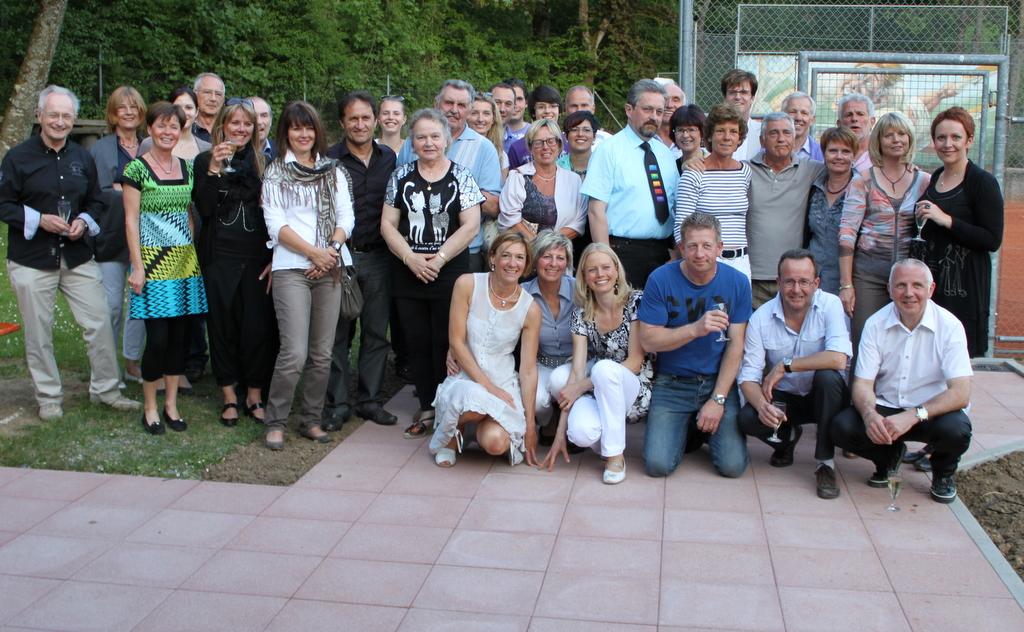 Deutsch-Französisches Tennisfest
