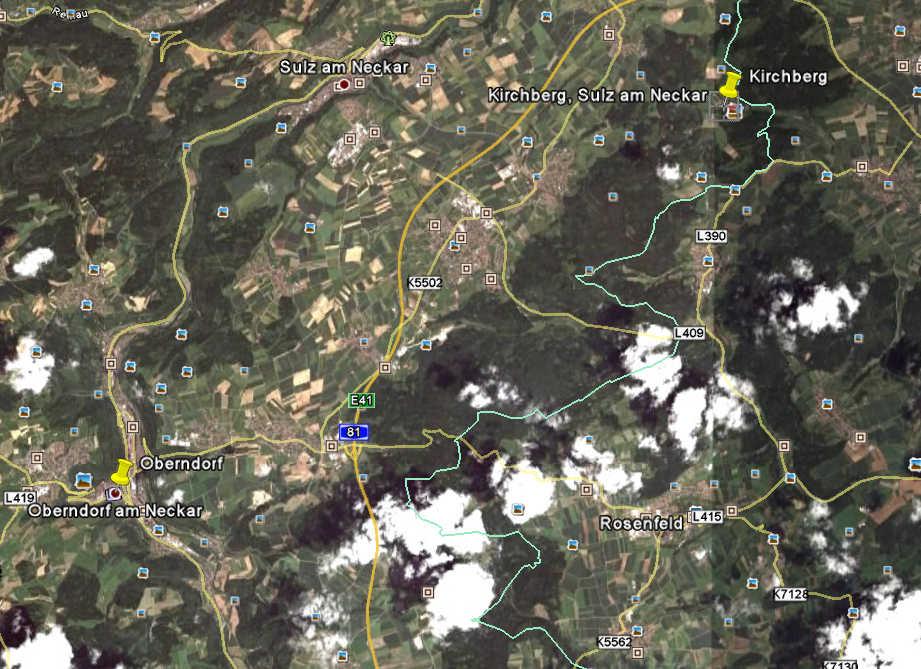 Tour de Kirchberg