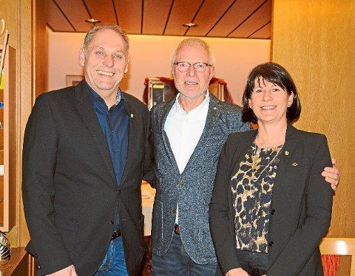Waldemar Weiss, Klaus und Andrea Bippus