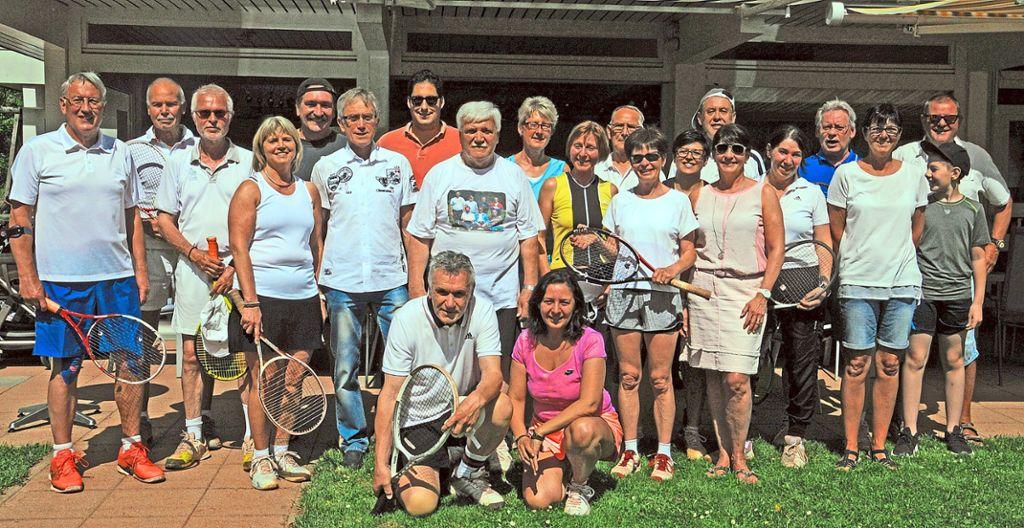 TC Oberndorf Saisonstart 2018
